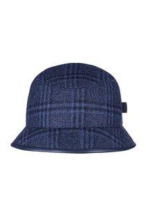 Панама LF, ткань (шерсть), цвет синий