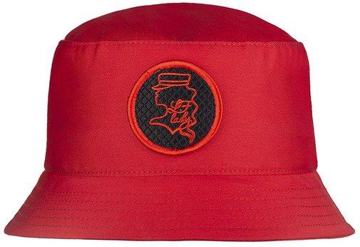 Панама LF LADY ,ткань хлопок, цвет красный 89102