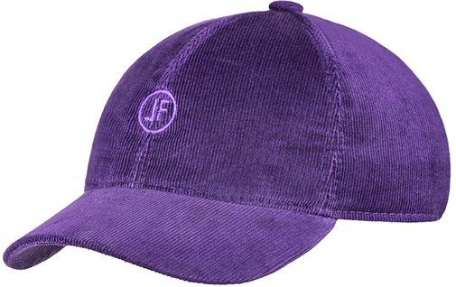 Бейсболка LF, вельвет, цвет фиолетовый 070-21