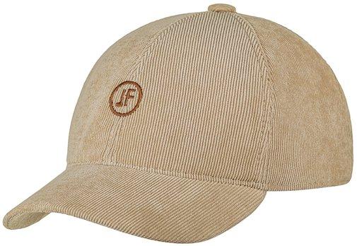 Бейсболка LF, вельвет, цвет бежевый 070-54