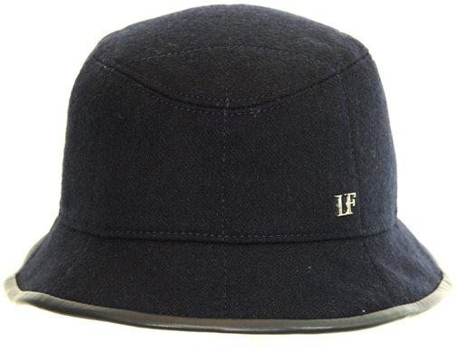 Панама LF, ткань (шерсть), цвет синий 251-35