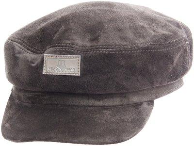 Капитанка NAV, замша, цвет коричневый 2303