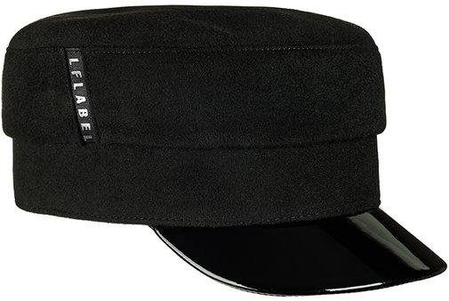 Картуз LF LADY, ткань пальтовая, цвет черный 70-9-16