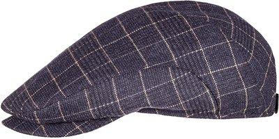 Кепка, ткань (шерсть), цвет тёмно-синий 121-31L