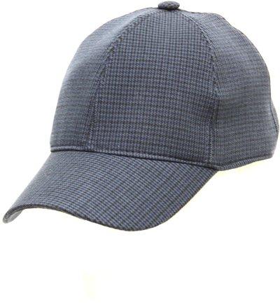 Бейсболка classic, ткань, цвет синий 071-19