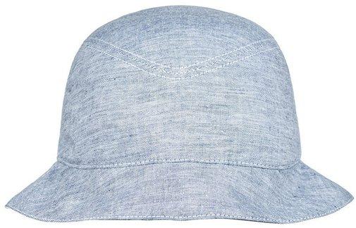 Панама LF-Label, лен 100%, цвет голубой 253-17