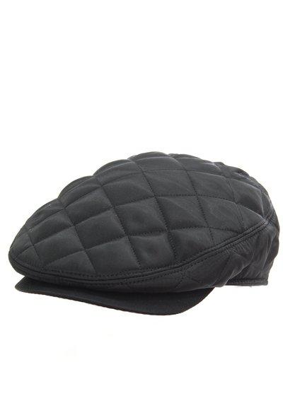 Кепка LF Shelton, ткань плащевая, цвет черный 01S22-1