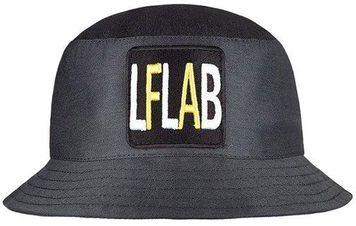 Панама LF LAB, ткань хлопок, цвет черный 899914