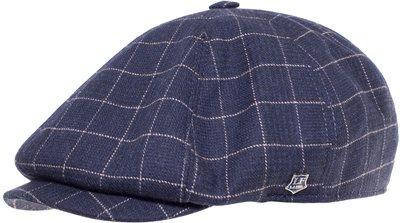 Кепка, ткань (шерсть), цвет синий 041-31