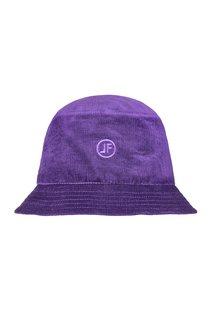 Панама LF, вельвет, цвет фиолетовый