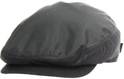 Кепка shelton, ткань плащевая, цвет черный 012-1
