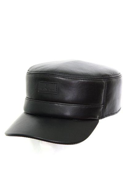 Немка, кожа, цвет черный 2402
