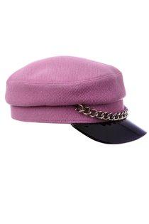 Картуз LF LADY, ткань пальтовая, цвет розовый