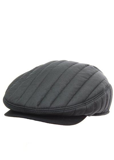 Кепка LF Shelton, ткань плащевая, цвет черный 01S23-1