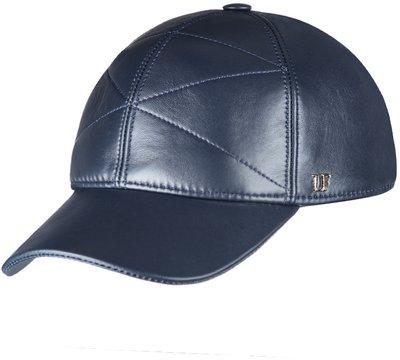 Бейсболка LF CAP COLOR, кожа, цвет синий 0305