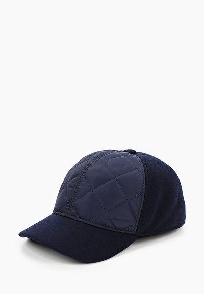 Бейсболка classic, ткань плащевая/драп, цвет синий 078-3-35