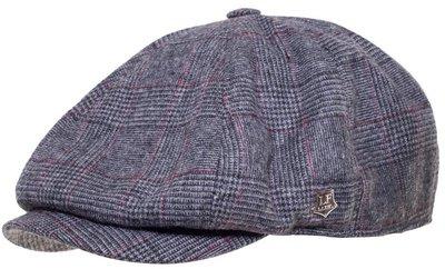 Кепка, ткань (шерсть), цвет серый 041-65L