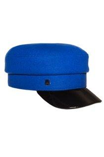 Картуз LF LADY, ткань пальтовая, цвет ярко-синий
