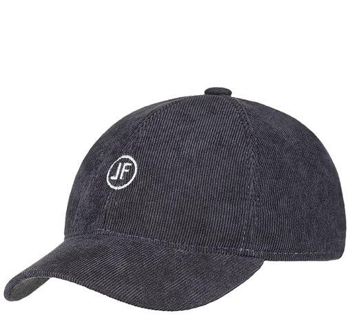 Бейсболка LF, вельвет, цвет серый 070-22