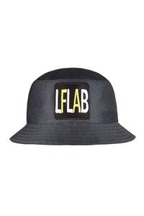 Панама LF LAB, ткань хлопок, цвет черный