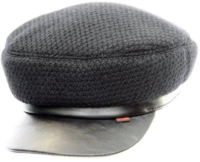 Капитанка NAV, трикотаж, цвет черный 2342-1