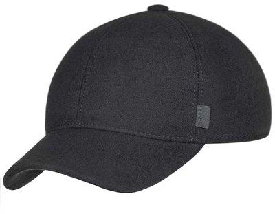 Бейсболка classic, драп, цвет черный 071-9