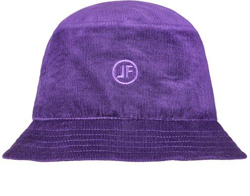 Панама LF, вельвет, цвет фиолетовый 250-21