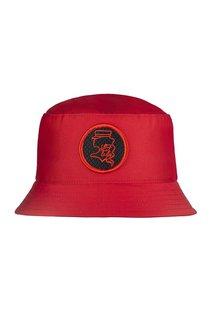 Панама LF LADY ,ткань хлопок, цвет красный