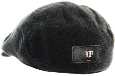 Кепка реглан, ткань (шерсть), цвет черный 121-9