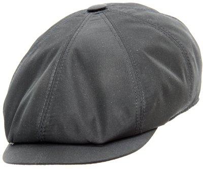 Кепка LF Charlie, плащевая ткань, цвет черный 042-1