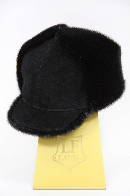 Шерлок нерпа,цв.черный 161721